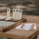 Multitudo beim Schlossfest - Holzspiele für Große im Einsatz